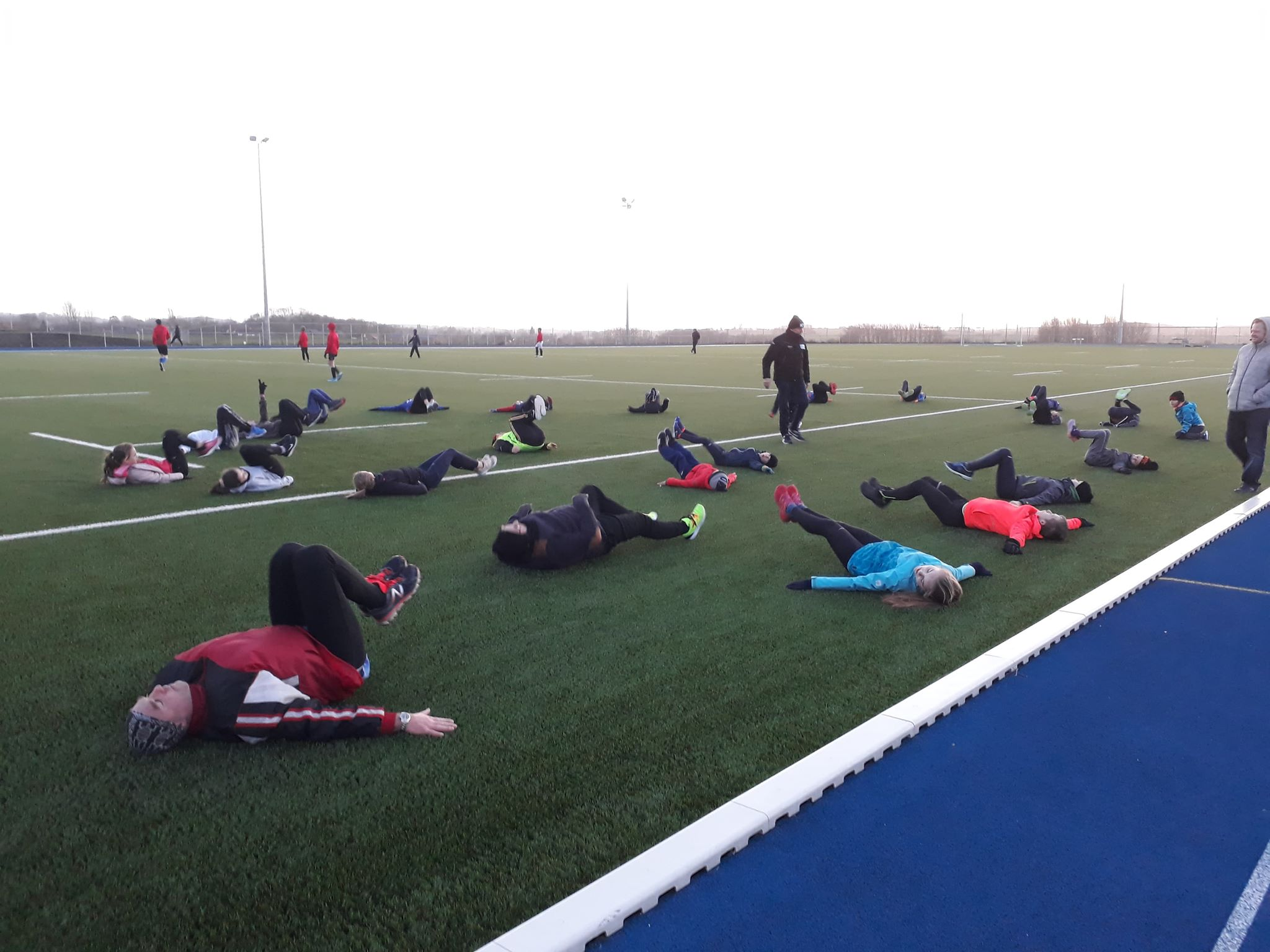 11/02/2020 Entrainements exercice