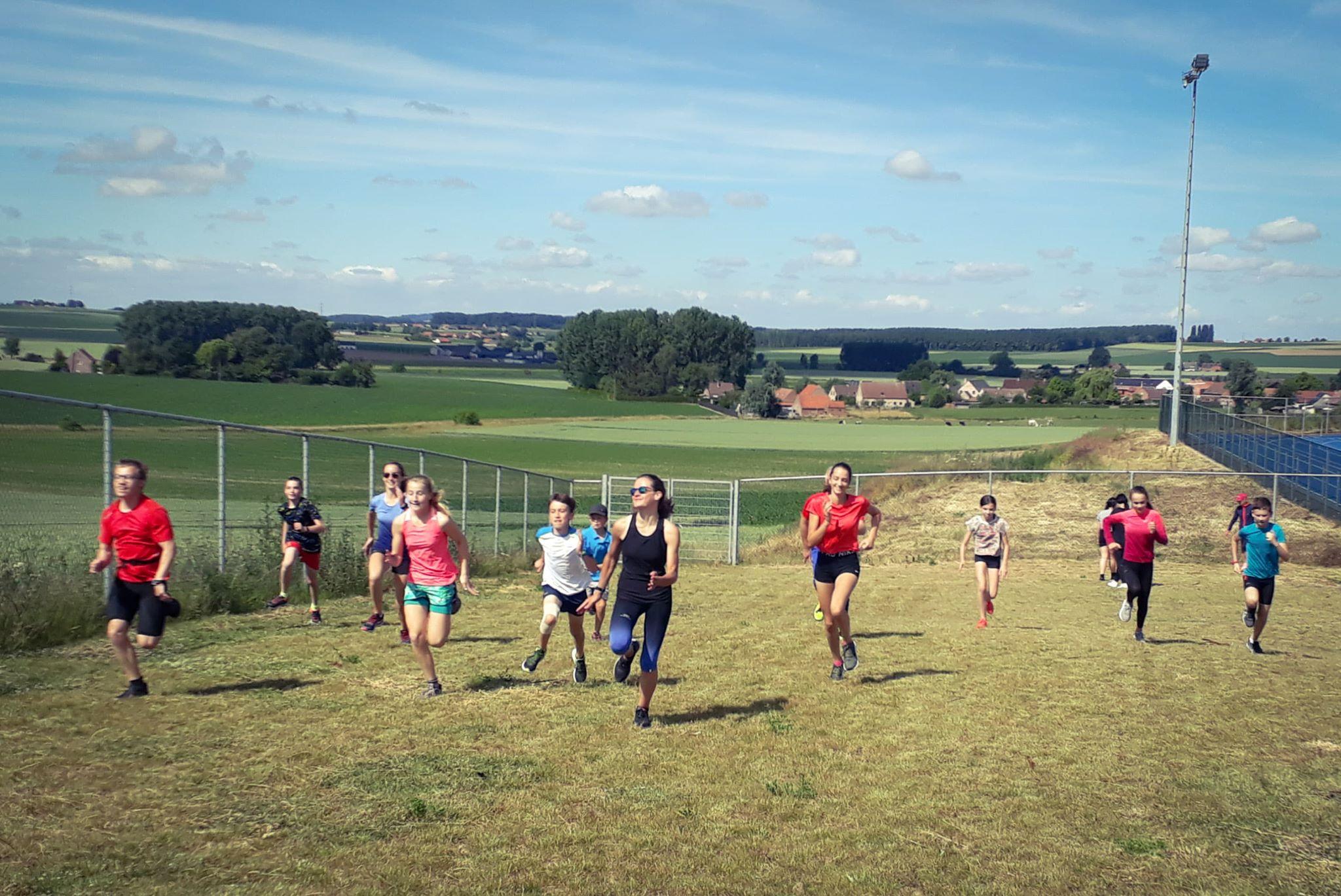 10 conseils pour courir par temps chaud!