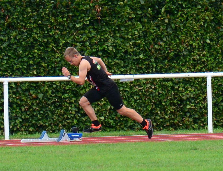 22/08/2020 Kortrijk Sport Atletiek «Mini-Guldensporen»